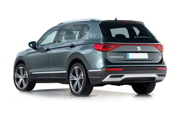 SEAT Tarraco SUV 2.0 TDI 150PS FR 5Dr Manual [Start Stop] back view