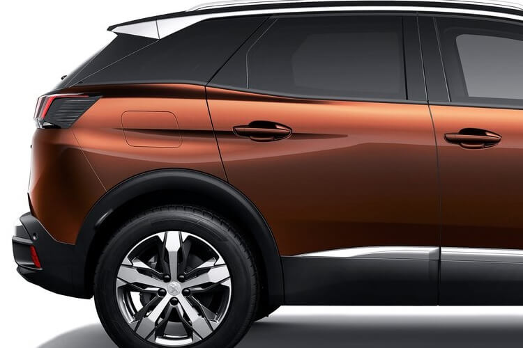 Peugeot 3008 SUV HYBRID4 1.6 PHEV 13.2kWh 300PS GT Premium 5Dr e-EAT [Start Stop] detail view