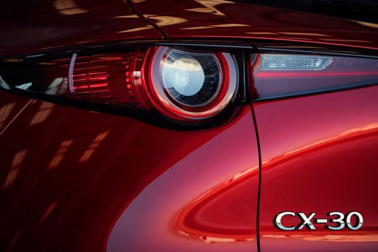 Mazda CX-30 SUV 2.0 e-SKYACTIV X MHEV 186PS Sport Lux 5Dr Manual [Start Stop] detail view