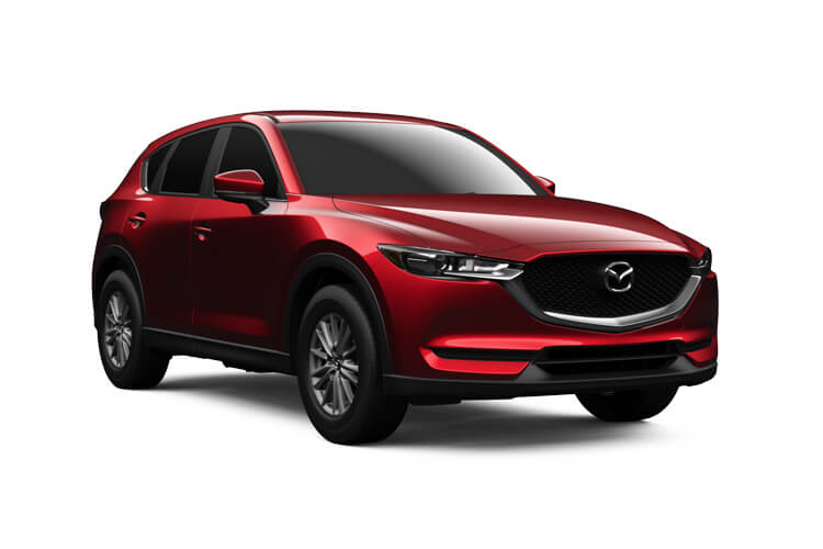 Mazda CX-5 SUV 2.0 SKYACTIV-G 165PS Sport 5Dr Auto [Start Stop] front view