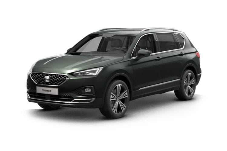 SEAT Tarraco SUV 2.0 TDI 150PS FR 5Dr Manual [Start Stop] front view