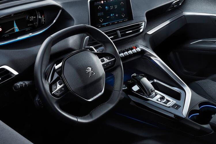 Peugeot 3008 SUV HYBRID4 1.6 PHEV 13.2kWh 300PS GT Premium 5Dr e-EAT [Start Stop] inside view