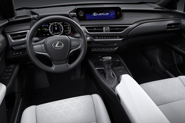 Lexus UX 250h SUV 2.0 h 184PS UX 5Dr E-CVT [Start Stop] [without Nav] inside view
