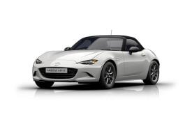 Mazda MX-5 Convertible car leasing