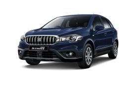 Suzuki S-Cross SUV car leasing